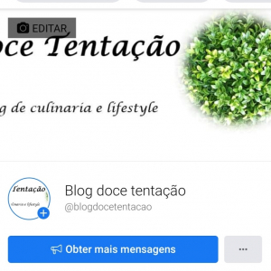 blog no Facebook