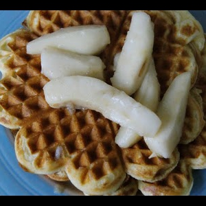 Waffles of Insane Greatness!