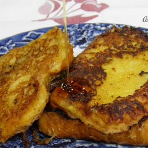 French Toast de Coco