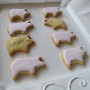 Sweet little pigs.