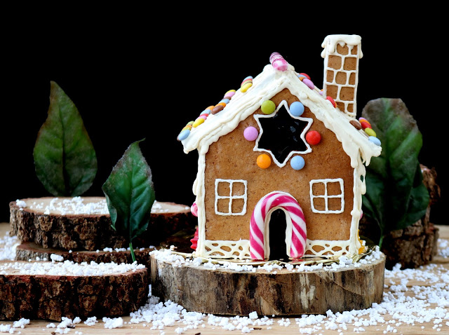 Gingerbread House (Casa de Gengibre)