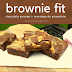 Brownie Fit de Chocolate e Pasta de Amendoim
