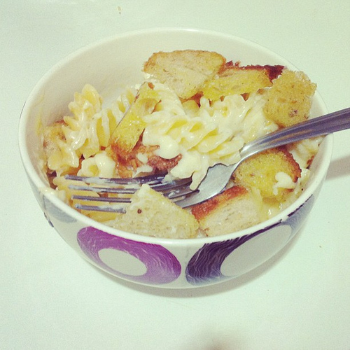 203. Mac and Cheese