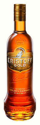 Vodka Eristoff Gold