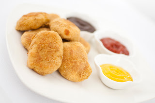 Nuggets Assados de Frango