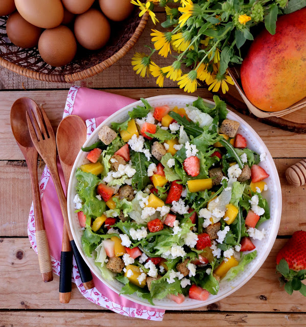 Salada Primaveril