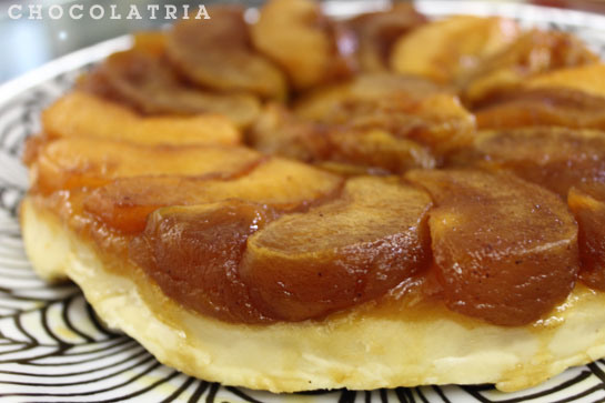Tarte tatin do Chuck!