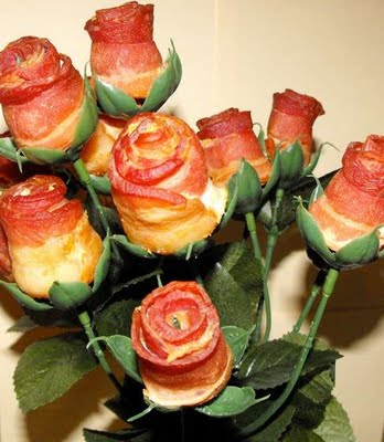 Bacon Roses?