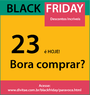 Black Friday: Lojinha da Sol