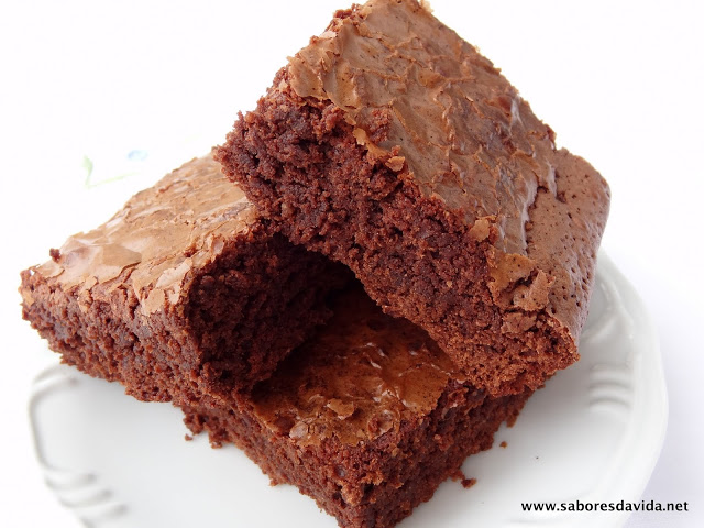 Brownie de Chocolate Super Fácil !!