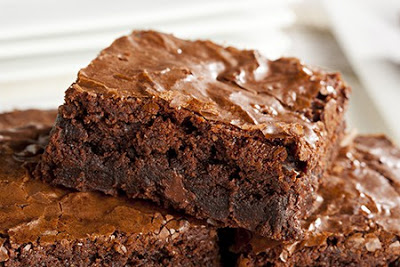 Brownie Fit Sem Glúten