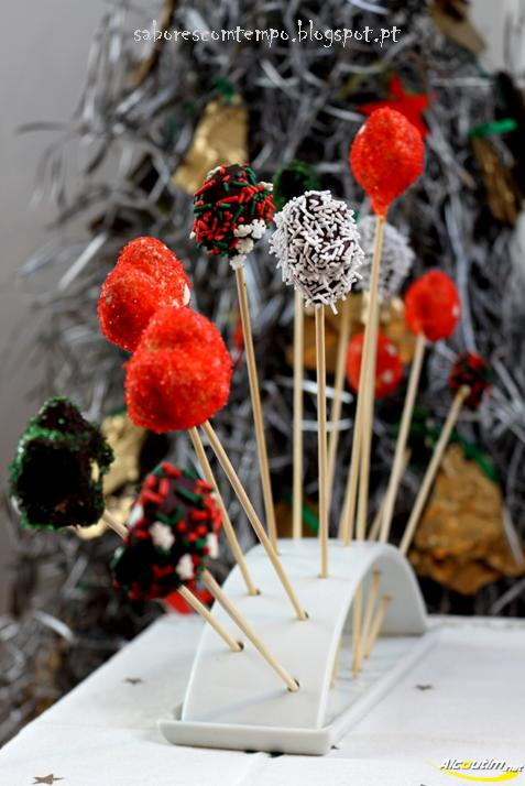 Cake Pops... e o blog Mais doce de Portugal!