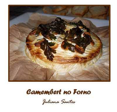 Camembert no Forno