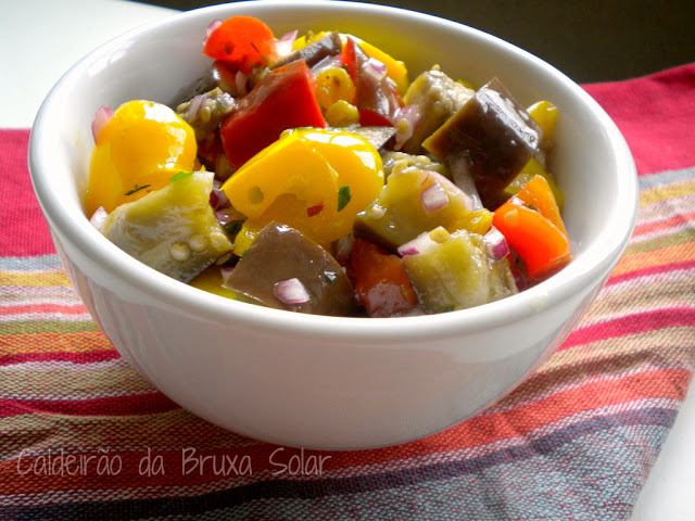 Caponata (mais) light