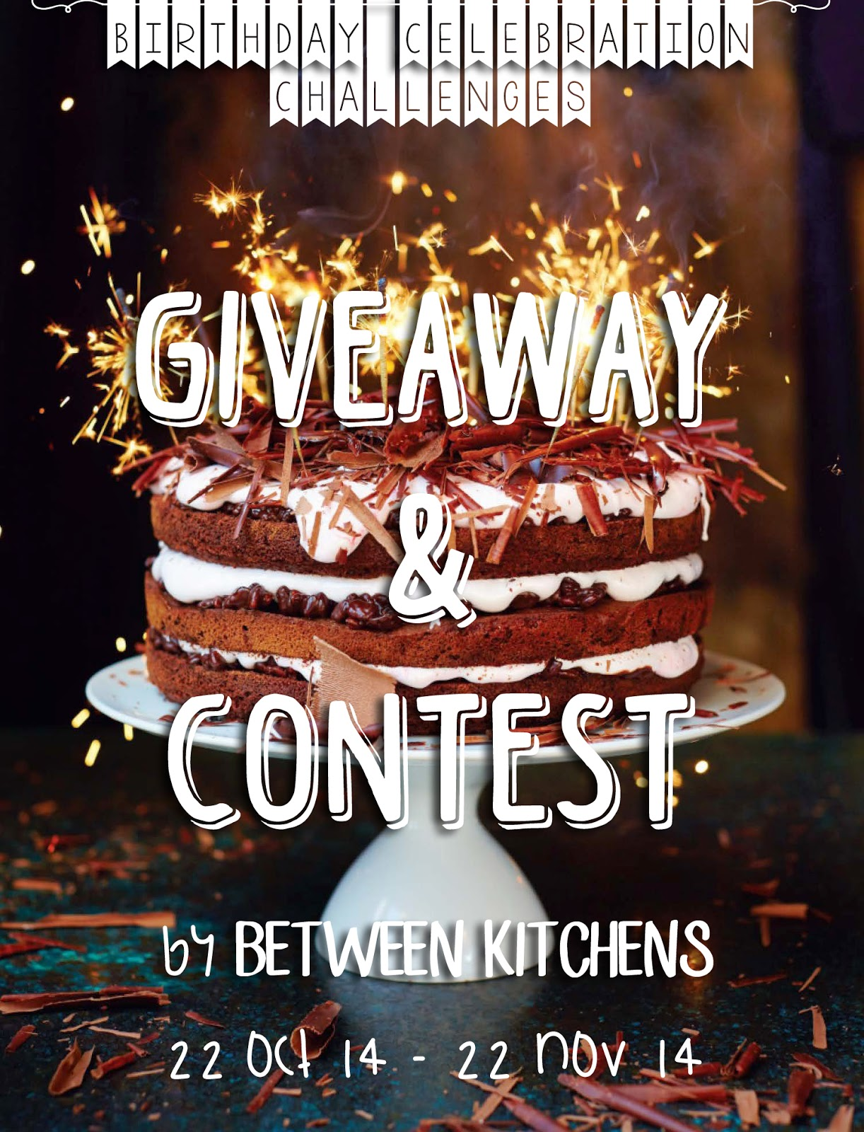 GIVEAWAY + CONTEST