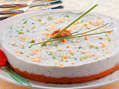 Cheesecake de Gorgonzola