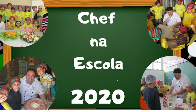 Site Chef na Escola