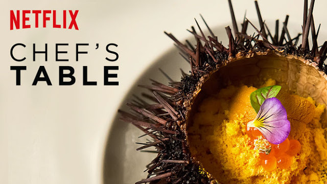 Chef's Table - Netflix