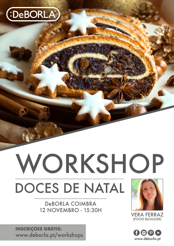 Workshop Doces de Natal