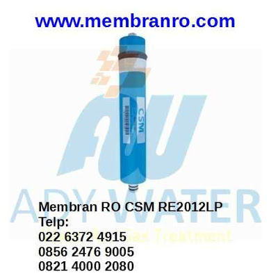 Supplier Membran RO CSM Dan Filmtech Di Indonesia | Ady Water