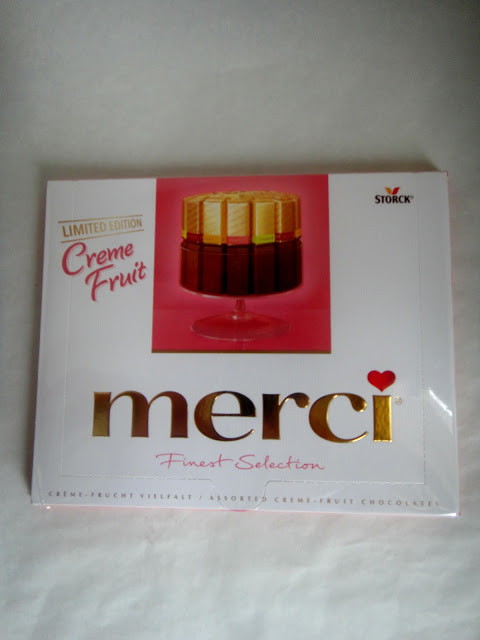 Merci Summer Fruits