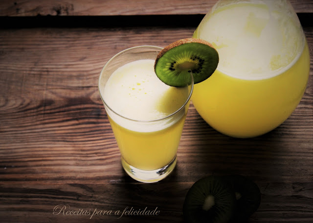 Limonada de Kiwi na kCook Multi