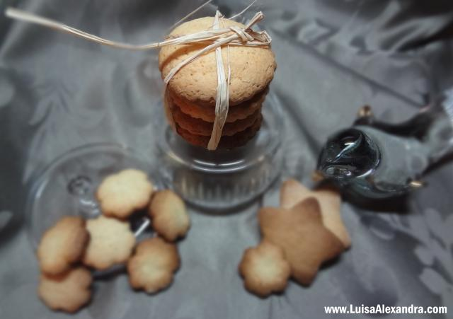 Biscoitos Shortbread [KitchenAid]