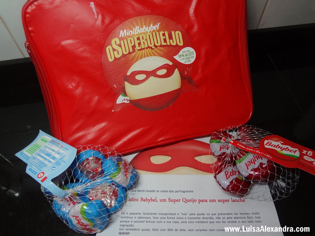 Mini Babybel • O Super Queijo!