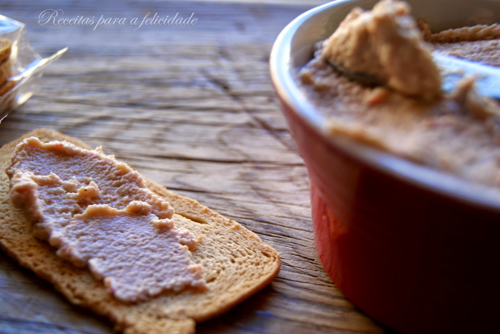 Paté de Delicias do Mar com Cavala