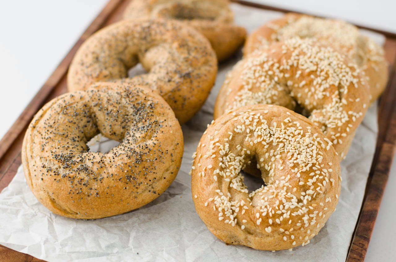 Bagels Integrais