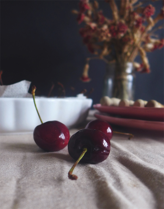 Favorite cherry recipes