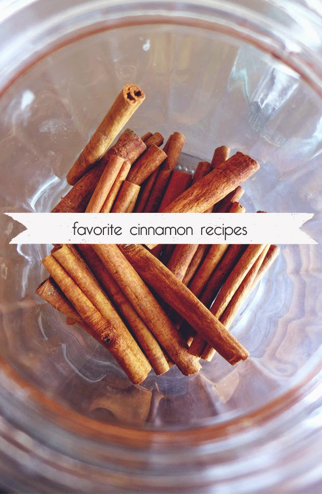 Favorite cinnamon recipes