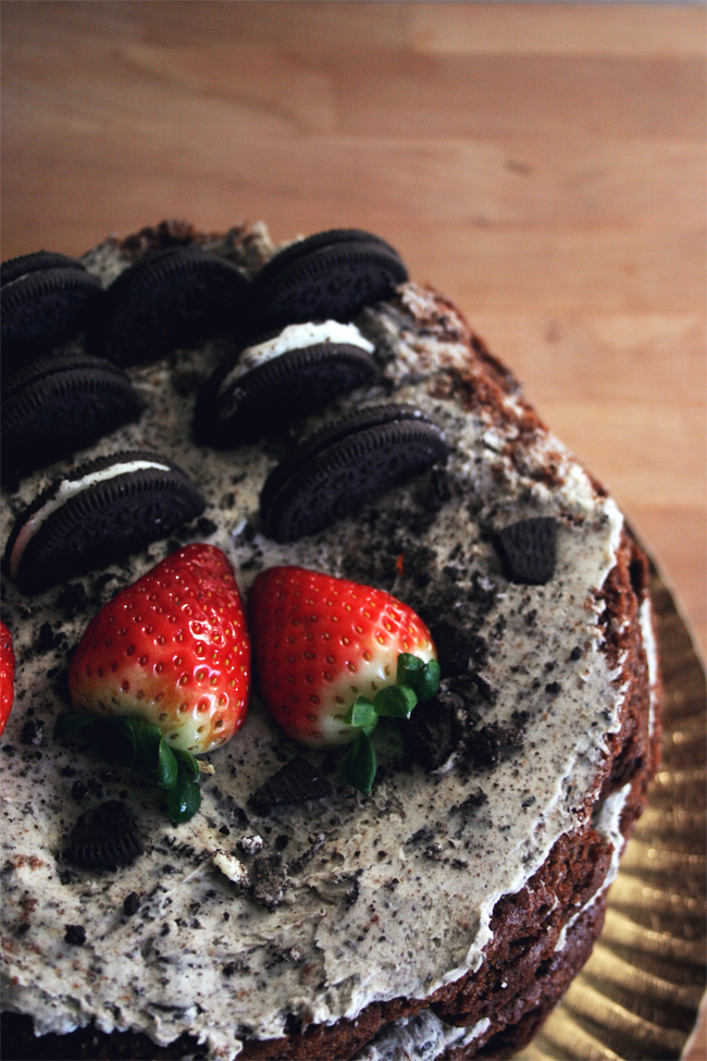 Favorite oreo cake recipes