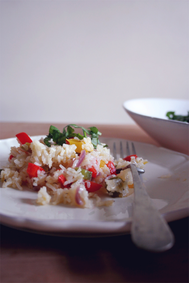 Favorite Rice Recipes