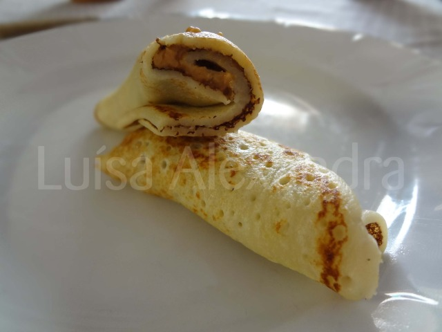 Crepes Franceses