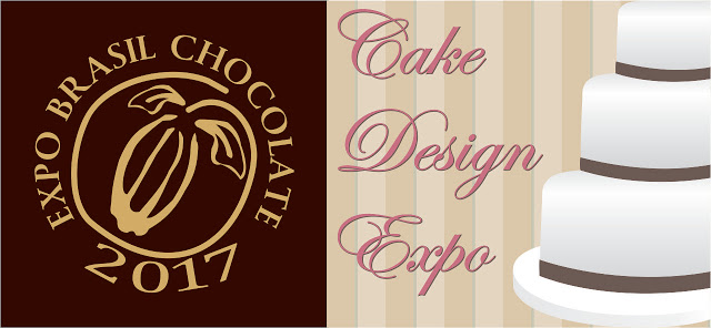 Expo Brasil Chocolate 2017 e Cake Design Expo