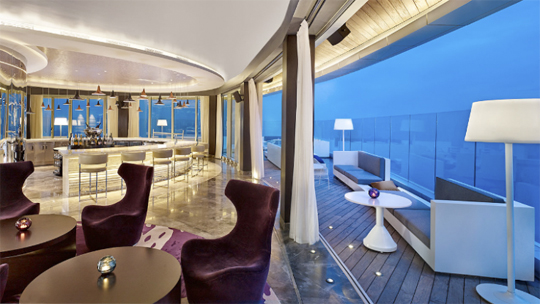 Istambul – Vue Lounge & Bar