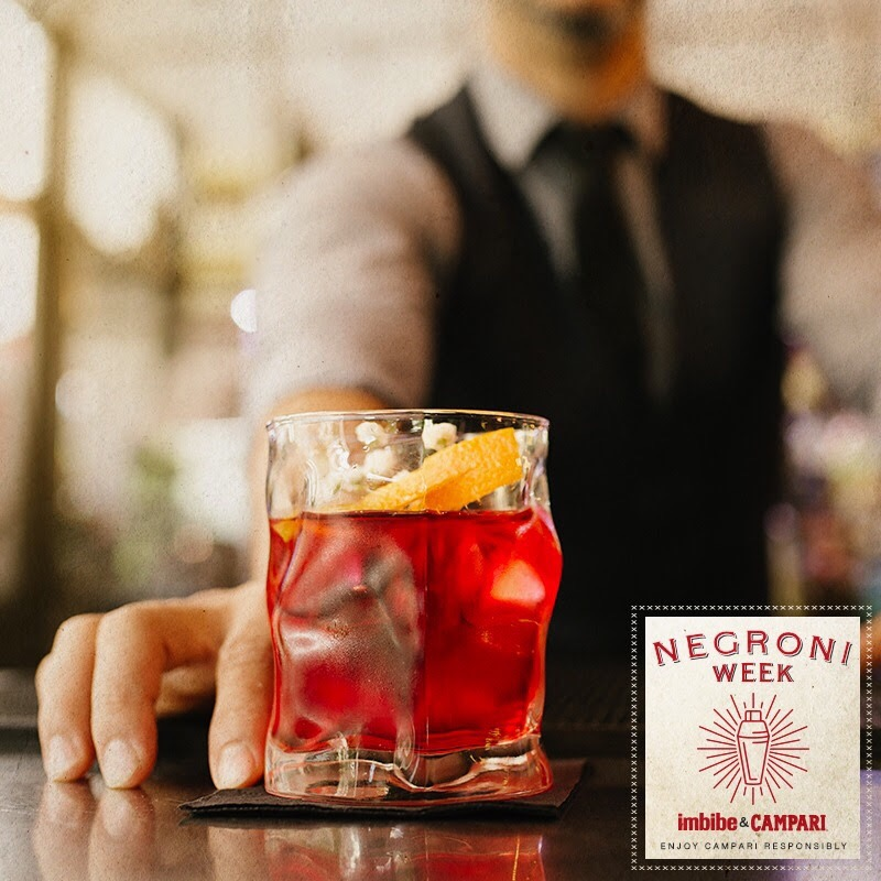 Hey Joe Food 'N' Bar participa da 3ª edição da Negroni Week