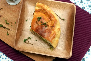 Empada de peru / Savory turkey pie