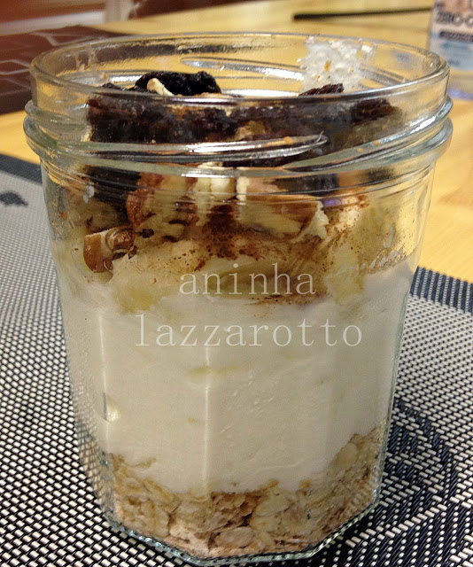 Overnight Oats sabor