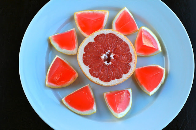 #GordeliciasDay: Jello Shots de Grapefruit