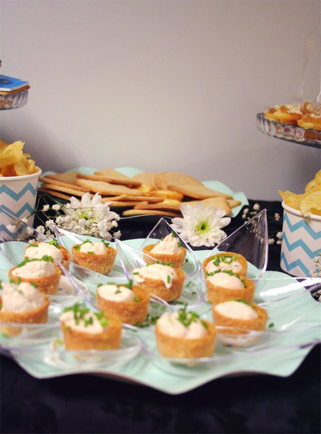 Catering para a Lusa Mater/ Lusa Mater catering