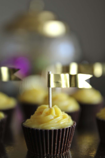 Cupcakes de Lilliput // Cupcakes from Lilliput.