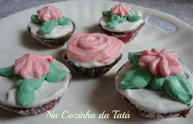 Mini Cupcakes de Chocolate