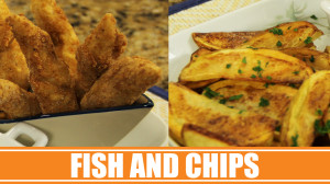Receita de Fish and Chips