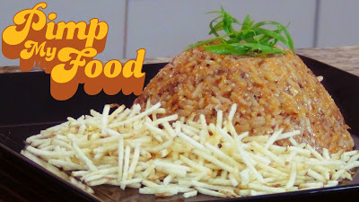 Arroz Esportivo - Pimp My Food