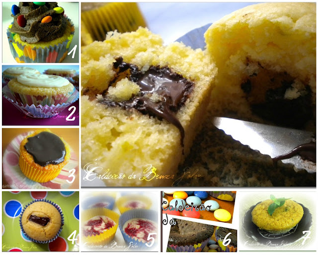Especial Cupcakes & Muffins