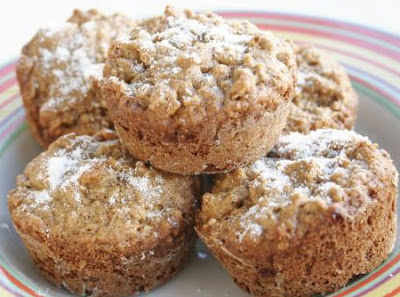 Muffin Integral de Banana