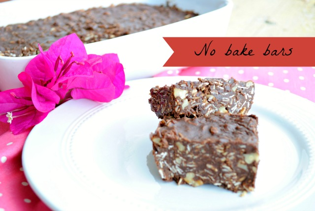 No Bake Bars