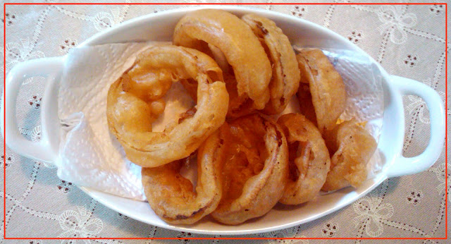 Big Onion Rings